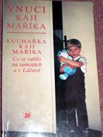 Obálka knihy Vnuci a Kuchařka KM